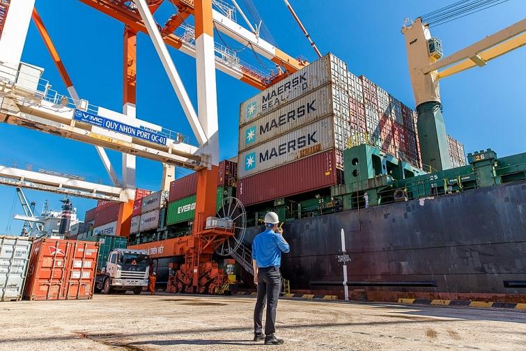Cảng Quy Nhơn, nhân tố quan trọng trong 5 trụ cột tăng trưởng kinh tế - xã hội