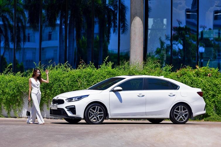 Kia Cerato: Cơn sốt xe sedan cỡ C tại Việt Nam