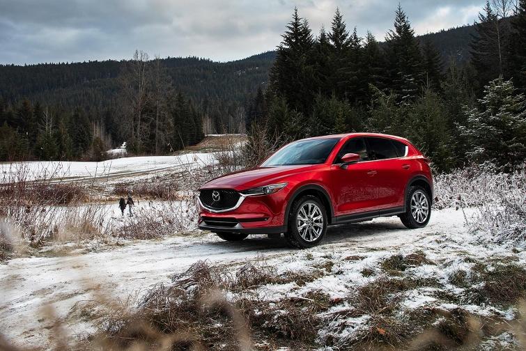 New Mazda CX-5: Lựa chọn đáng tiền trong tầm giá 1 tỷ đồng