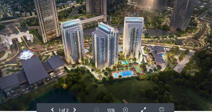 Ưu đãi khi mua căn hộ The Link L345 Ciputra Hà Nội