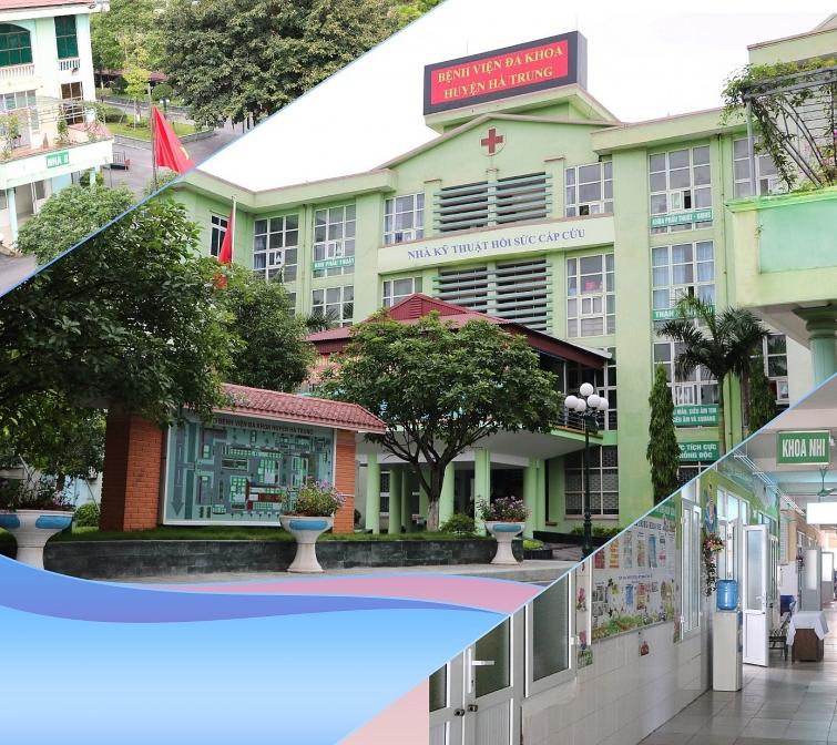 Bệnh viện đa khoa huyện Hà Trung hướng tới sự hài lòng của người bệnh
