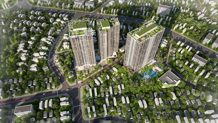 Xu hướng nhà ở 2021: Dự án xanh lên ngôi