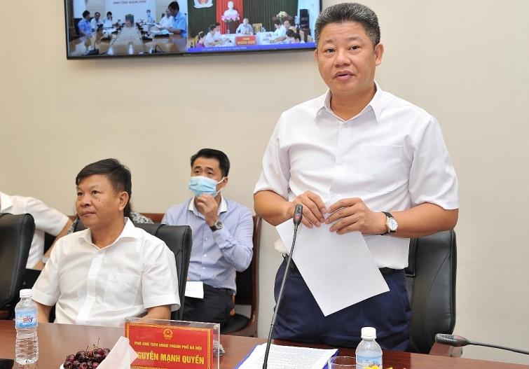 Hội nghị trực tuyến về quản lý, phát triển Cụm Công nghiệp giữa Bộ Công Thương với 63 tỉnh, thành phố