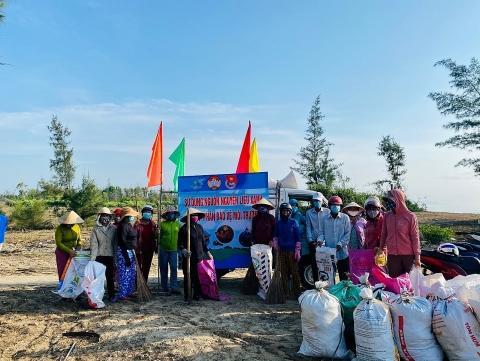 Xã Duy Hải, phát triển kinh tế gắn với nhiệm vụ bảo vệ môi trường