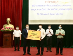 tt group trao tang 1 trieu lieu vaccine phong covid 19