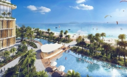 sunbay park hotel resort phan rang vuot troi nho loi the cong suat buong phong