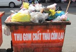 tphcm ton 2000 ti dong xu ly rac thai hang nam