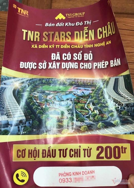 du an nghin ti tnr stars dien chau chua du dieu kien da rao ban