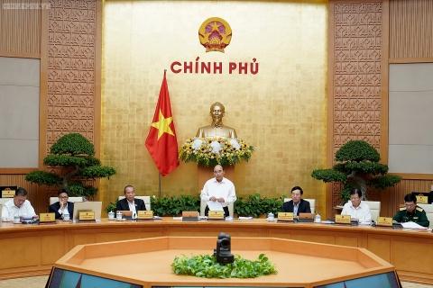 thong cao bao chi phien hop chinh phu thuong ky thang 102019