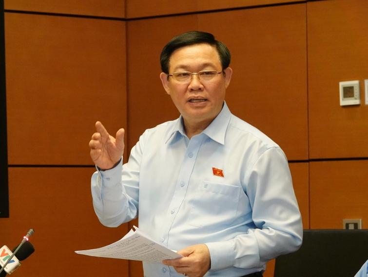 vi sao chinh phu siet chat tin dung bat dong san