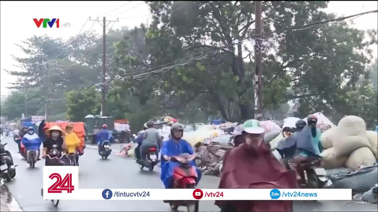 TP. Hồ Chí Minh: Rác thải công nghiệp gây ô nhiễm