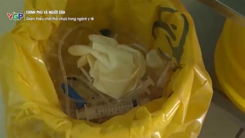 Giảm thiểu chất thải nhựa trong ngành y tế