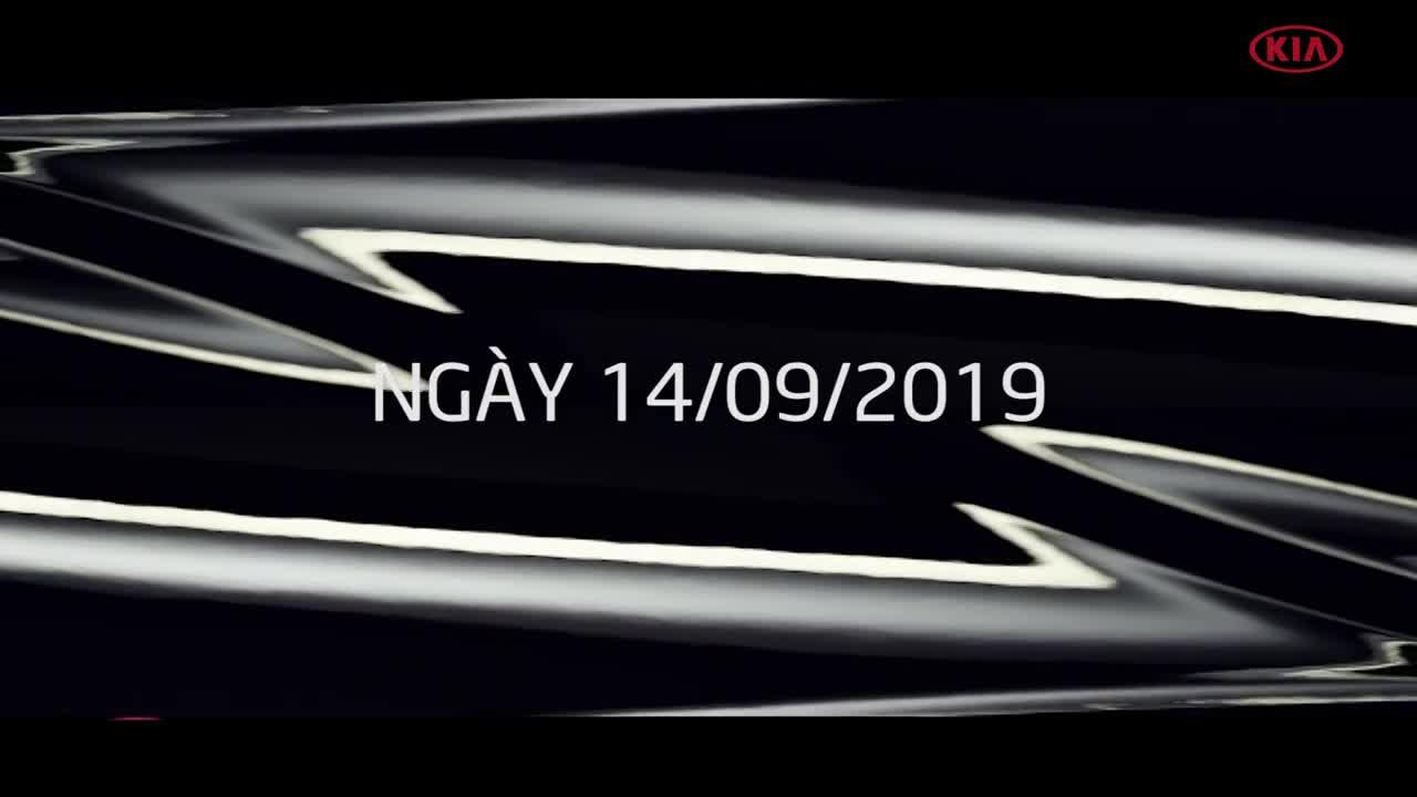 Mẫu xe Kia hoàn toàn mới sắp xuất hiện trong tháng 9/2019