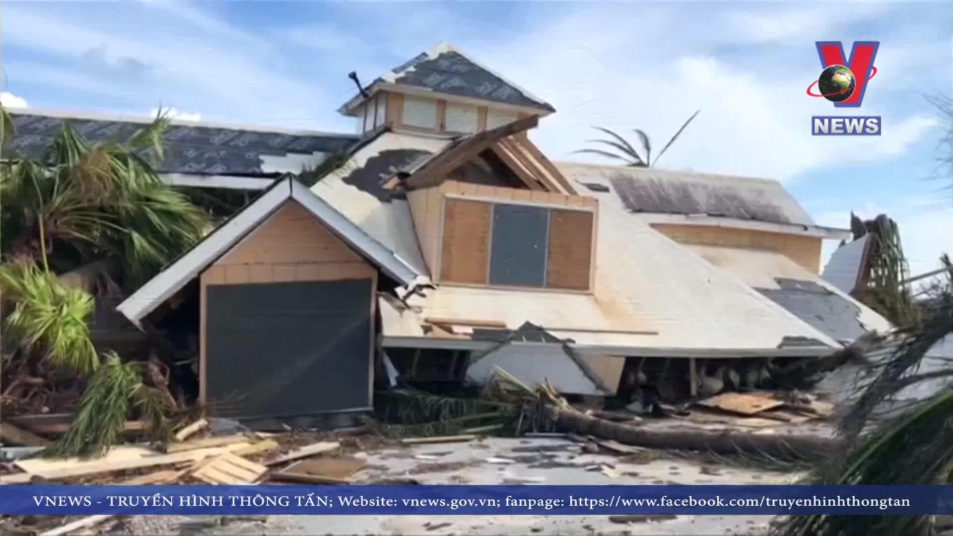 Vẫn còn 1.300 mất tích sau bão Dorian tại Bahamas
