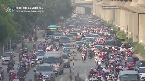 Bảo vệ sức khỏe trước ô nhiễm không khí