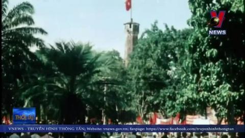 Những thước phim về ngày Hà Nội sạch bóng quân thù