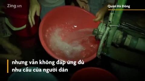 """Người Hà Nội: """"Biết nước nhiễm dầu mà vẫn bán cho dân là tội ác"""
