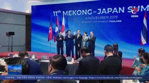 Thủ tướng dự Hội nghị Cấp cao Mekong - Nhật Bản lần thứ 11