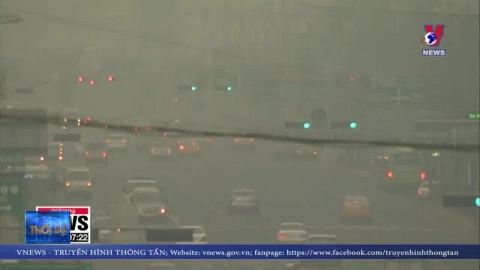 Hàn Quốc cấm xe phát thải cao ở Seoul